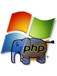 PHP pe Windows